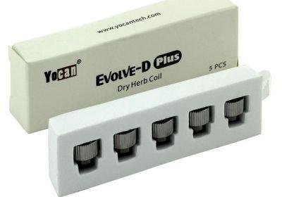 Yocan Evolve-D Plus Coils - 5 Pieces