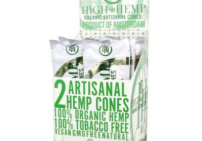 High Hemp Original Pre-rolled Cones (per pack of 2)