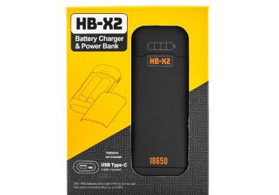 Huni Badger HB-X2 BATTERY CHARGER / POWERBANK