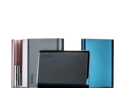 CCELL Palm Cartridge Battery - Silver