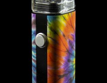 Pulsar APX Smoker Electric Pipe-TYE DYE