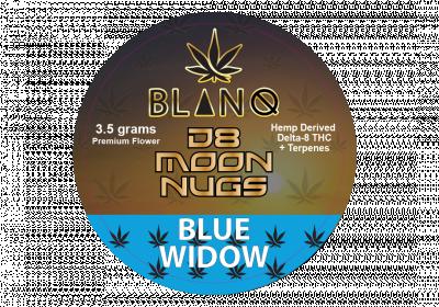 Moon Rock-Delta 8-Blue Widow-3.5gms