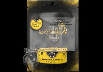 Honeybee Herb QUARTZ STUB BUBBLE CARB CAP