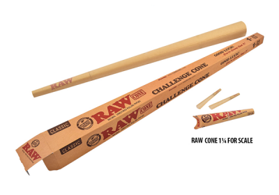 RAW Challenge Cone