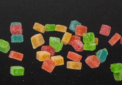Delta 8 Gummies 25mg ea. 250mg pack