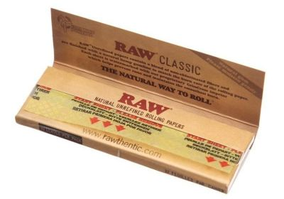 Raw Classic 1.5 rolling papers-single pack