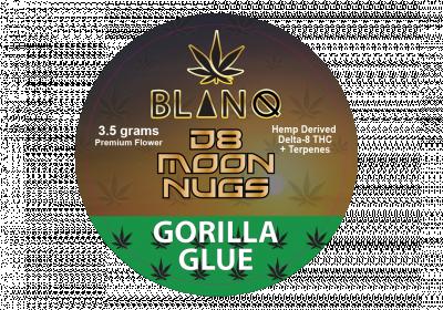 Moon Rock-Delta 8-Gorilla Glue-3.5gm