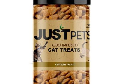 CBD for Cats Just Pets-Chicken