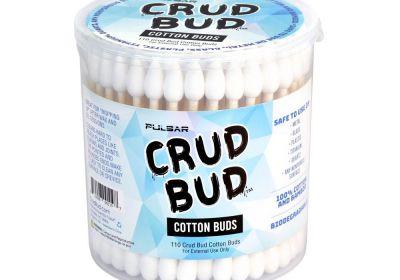 Crud Bud cotton buds-110 ct