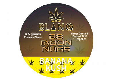 Moon Rock-Delta 8-Banana Kush-3.5gm
