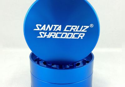 Santa Cruz Shredder Large 4-piece Blue Shredder