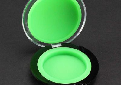 Silicone Clamshell Container Multicolored 6ml